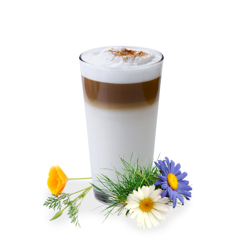 Quh-Milch-Latte